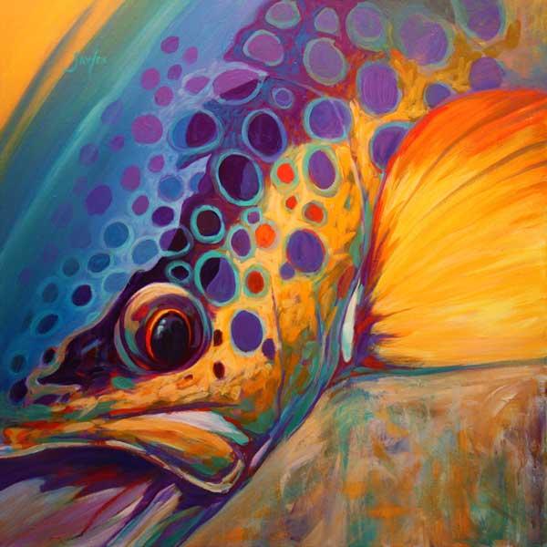 vision flyfishing
