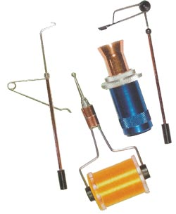 WASATCH SALTWATER EXTRA EXTENDED REACH WOOD WHIP FINISHER Fly Tying