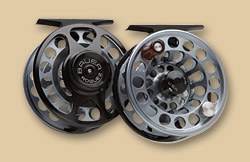 Bauer Rogue Fly Reel