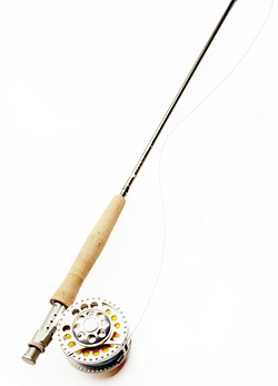 Hardy Angle Fly rod