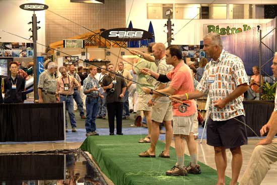 2009 Fly Fishing Retailer Show