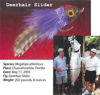 Deerhair Slider