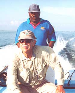 Bahamas Bonefish Guide
