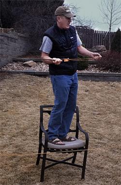 Sidearm Cast to Learn Double Haul