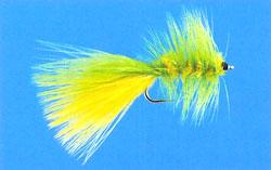 Salty Bugger Fly