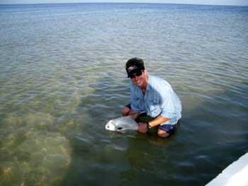 Yucatan Permit Fishing