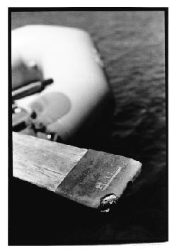 Boat Oar