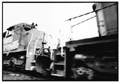 Dillon, MT Train