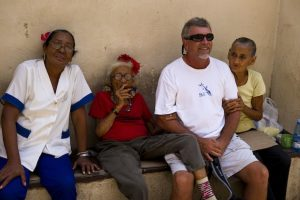 Greg Vincent Cuba