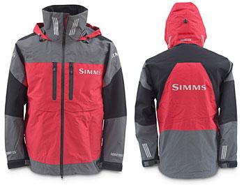 2012 Simms ProDry Jacket