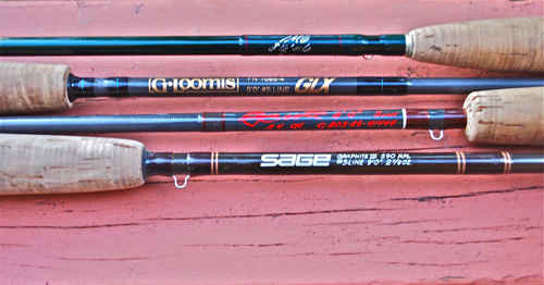 Retro Fly Rods