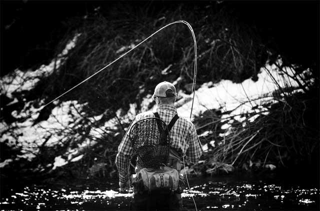 Matt Guymon Fly Fishing Photography
