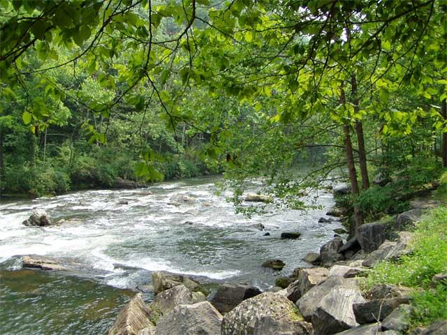Virginia's Jackson River