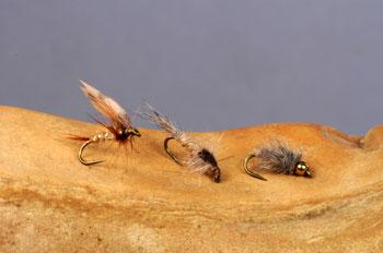 Three Fly Patterns