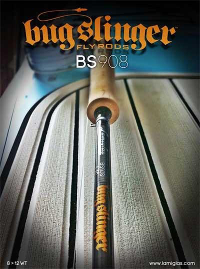 Bugslinger Fly Rods
