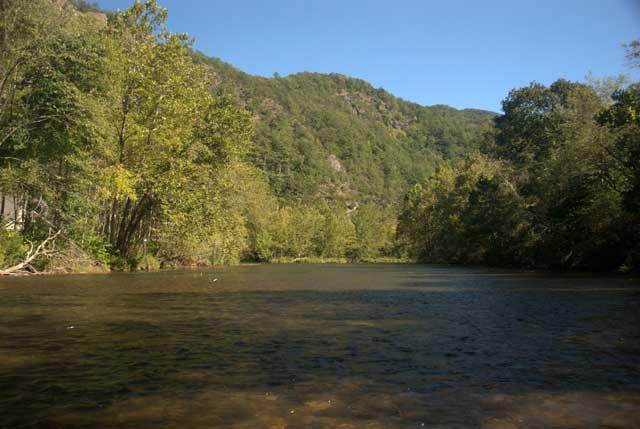 Jackson River Dispute