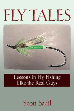 """Scott Sadil - """"Fly Tales"""""""