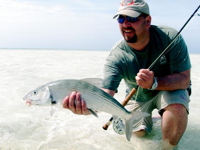Kirk Deeter bonefish