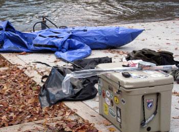 Creek Company Voyager 2 Setup