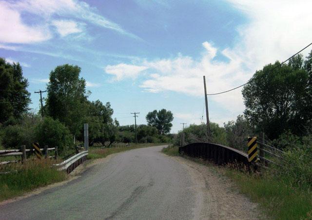 Seyler Bridge