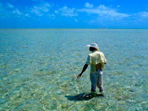 Simon Bain, bonefish, Bahamas