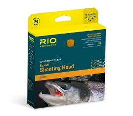 Scandi Shooting Head