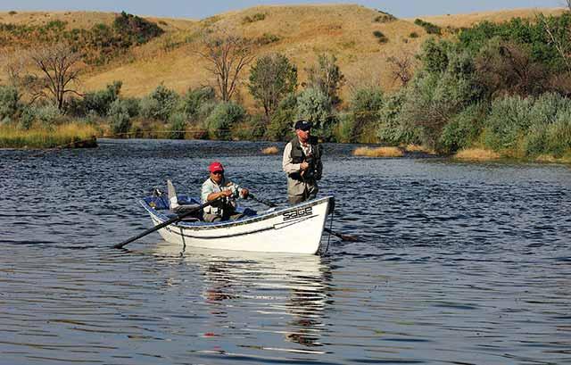 fishing drift boats
