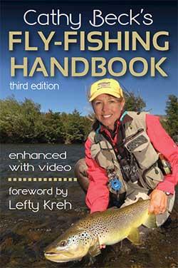 Cathy Beck Fly fishing handbook