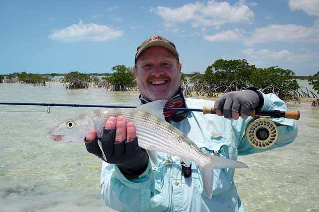 Al Ritt Fly Tier Bonefish
