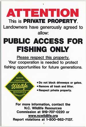 photo courtesy of North Carolina Wildlife Resources Commission