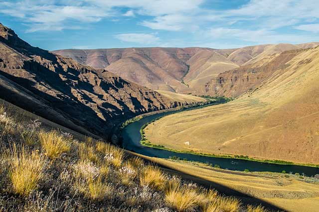 Lower Deschutes River