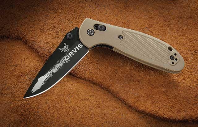 Orvis Griptilian Knife