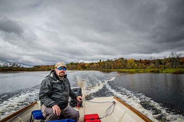 Fly Fishing for Muskie