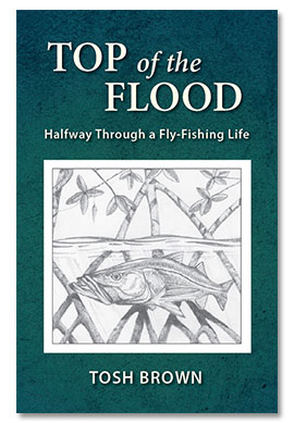 """Tosh Brown """"Top of the Flood"""""""