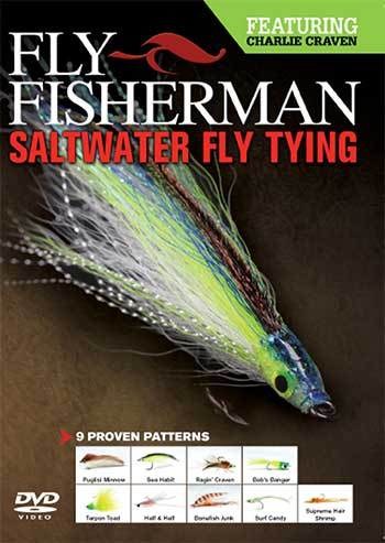 """Saltwater Fly Tying"" with Charlie Craven"