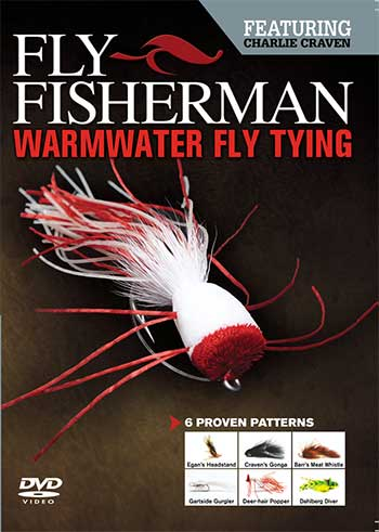"""Warmwater Fly Tying"" with Charlie Craven"