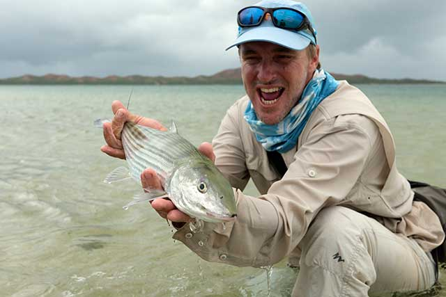 Fly Fishing in New Caledonia
