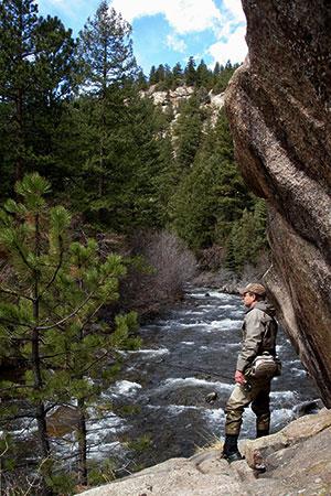 Fly Fishing Boulder Colorado