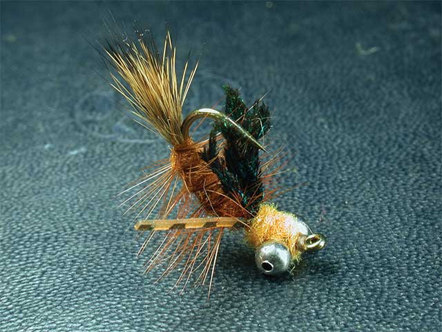 Jay Zimmerman Headstand Carp Flies
