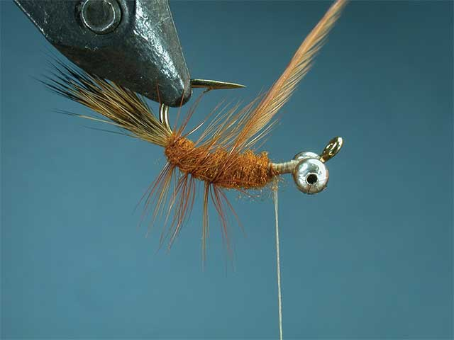 Jay Zimmerman Carp Flies