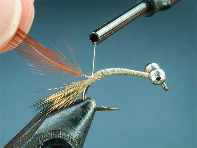 Jay Zimmerman Carp Flies Headstand