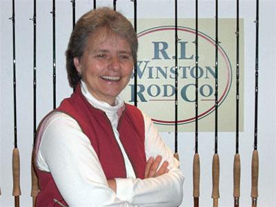 Annette Mclean R.L. Winston Rod Company