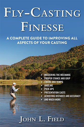 Fly-Casting Finesse Fly Fishing Book