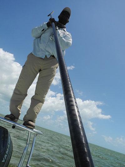 Fly Fishing the Bahamas