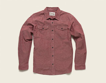 Howler Bros. Sheridan Shirt