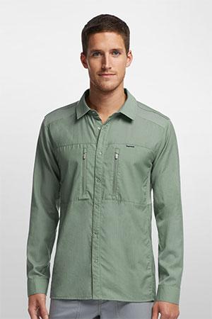 Icebreaker ORETI Merino Long Sleeve Shirt