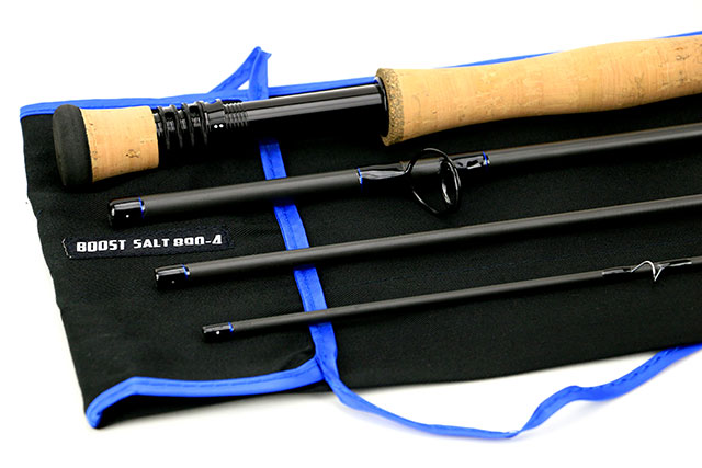 BOOST Saltwater Fly Rods