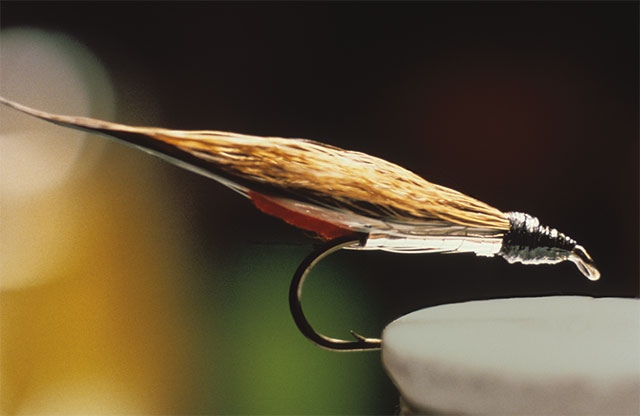 Art' Flick's Black-Nosed Dace bucktail