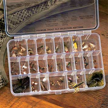 Orvis provides convenient, expert selections by the box