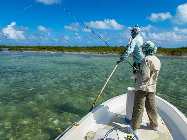 Fly Fishing in Cuba